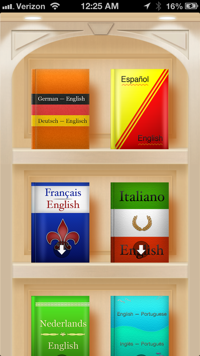 Languages Is A Beautiful Fast Offline Translation App For IPhone