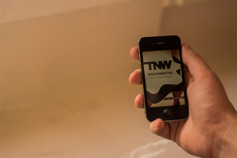 TNW Magazine is now available on the iPhone