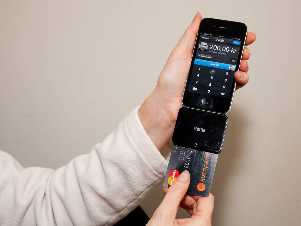 Izettle brings on payments giant american express as an investor izettle europes square expands 314m series b round with investment from american express reheart Gallery