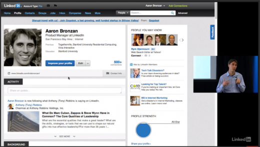 linkedin new profile 520x294 LinkedIn launches redesigned profiles to help you engage and connect with your network better