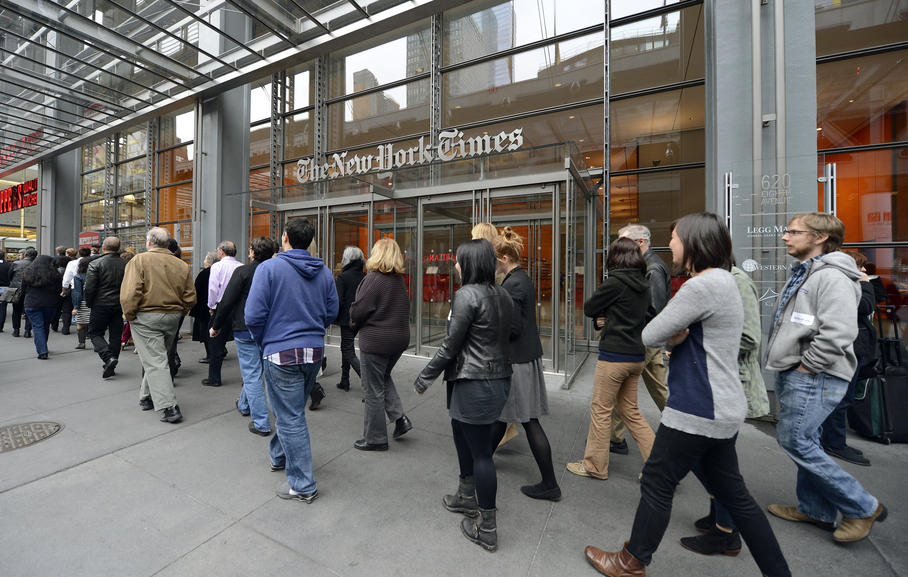 Why The New York Times, the Financial Times and El País are eyeing Latin America