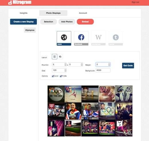 nitrogram2 Nitrogram turbocharges brands Instagram campaigns with powerful analytics