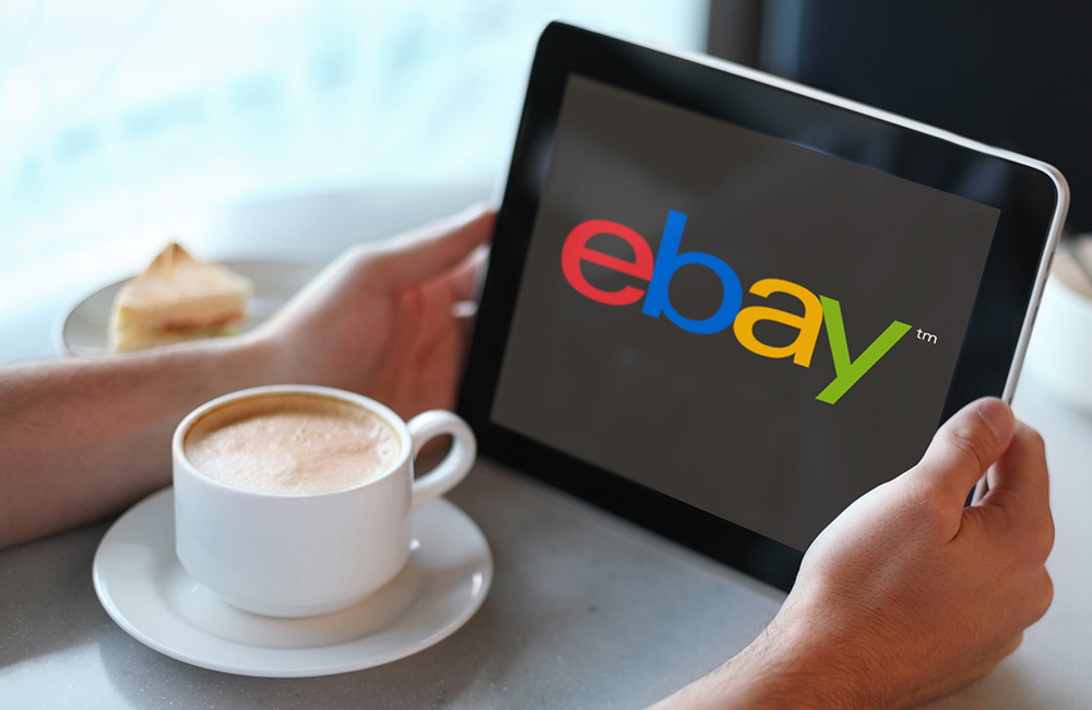 eBay announces site redesign, Pinterest-like discovery feed and the debut of eBay Now in SF