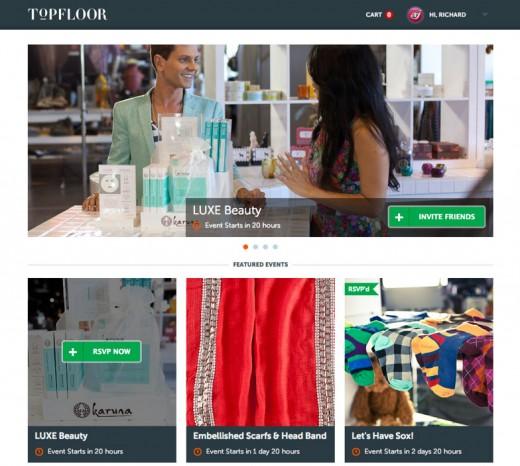 TopFloor screenshot