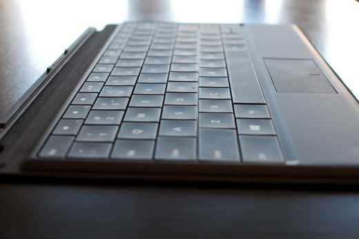 touch 520x346 Hands on with Microsoft's Surface RT, a worthy tablet with a quirky operating system
