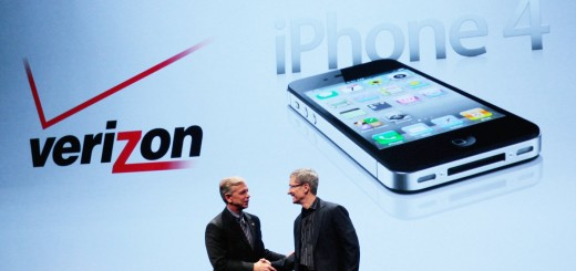 Apple iPhone Becomes Available Through Verizon Wireless
