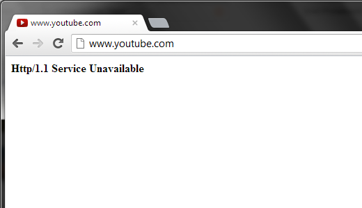 youtube unavailable YouTube is down for some as users report unreliable service for several hours