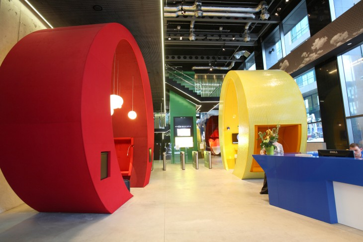 11. Google 03 730x486 Awesome Offices: Inside 11 fantastic startup workplaces in Dublin