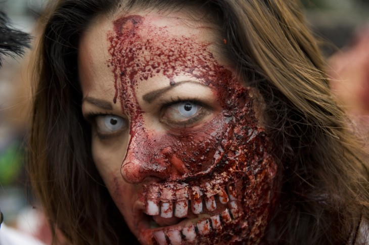 Amazon prepares users for the zombie apocalypse with essential gear