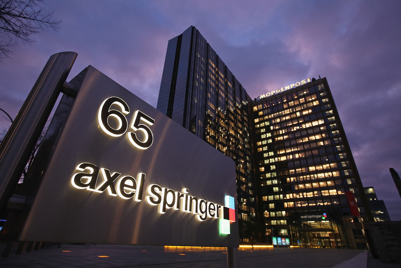 Germany's Axel Springer pays $164m for an 80% stake in Belgian property portal Immoweb