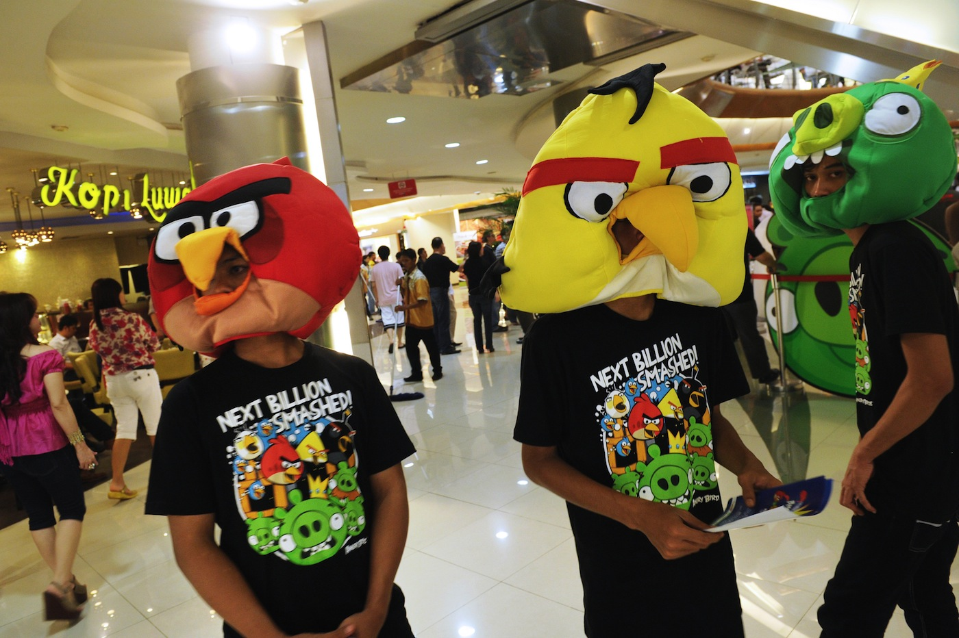 Rovio teams up with Kaiku to launch prepaid Angry Birds debit card in the US; coming early 2013