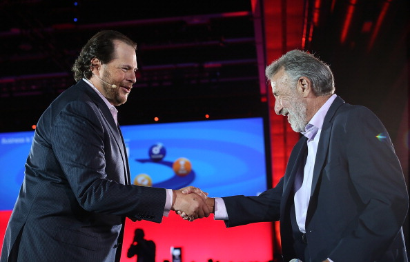 Salesforce completes first 1bn transaction day, just a week after record $3bn annual revenues