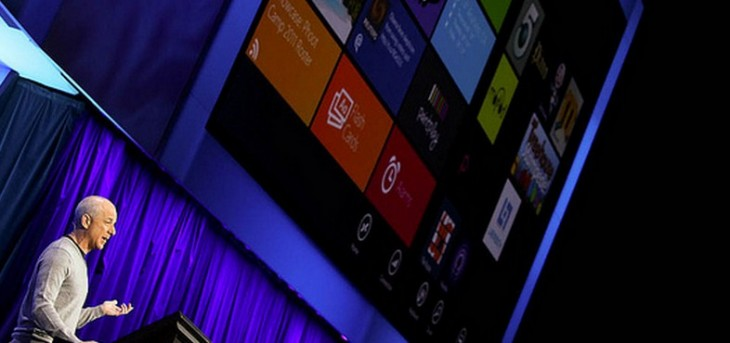 State of Microsoft: Windows 8 slips on Amazon, Surface is easy to get and is 16k apps enough?