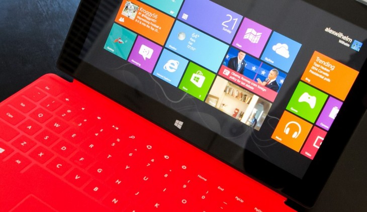 Microsoft launches Surface RT 'Owner Feedback Program' to solicit information from recent ...
