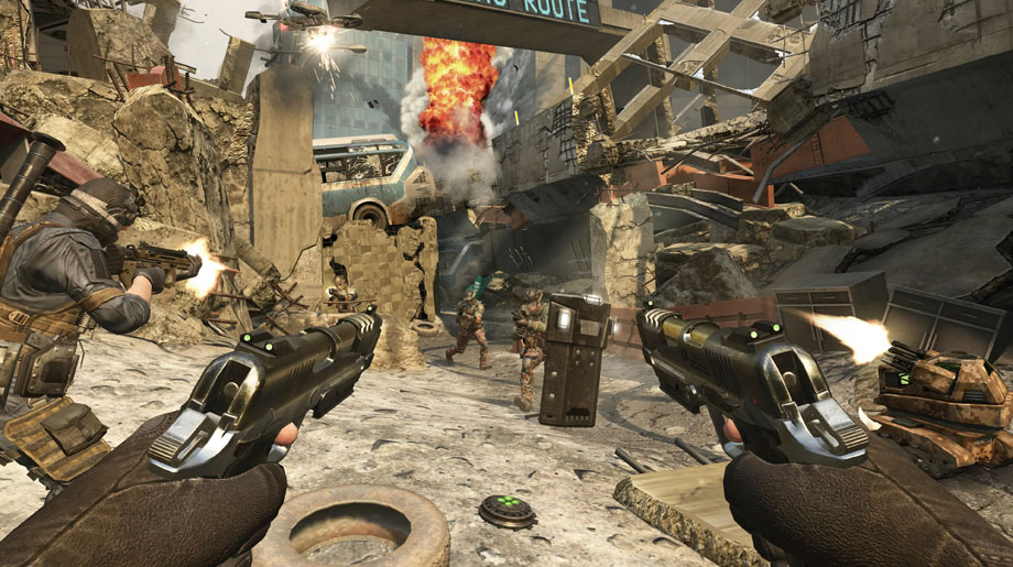 Call of Duty: Black Ops II to feature League Play livestreaming through YouTube