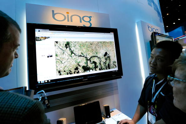 Microsoft launches its Bing social sidebar results on the iPad and iPad mini