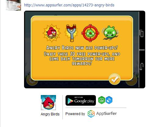 AS2 Try before you buy: AppSurfer lets you trial Android apps directly in your Facebook News feed