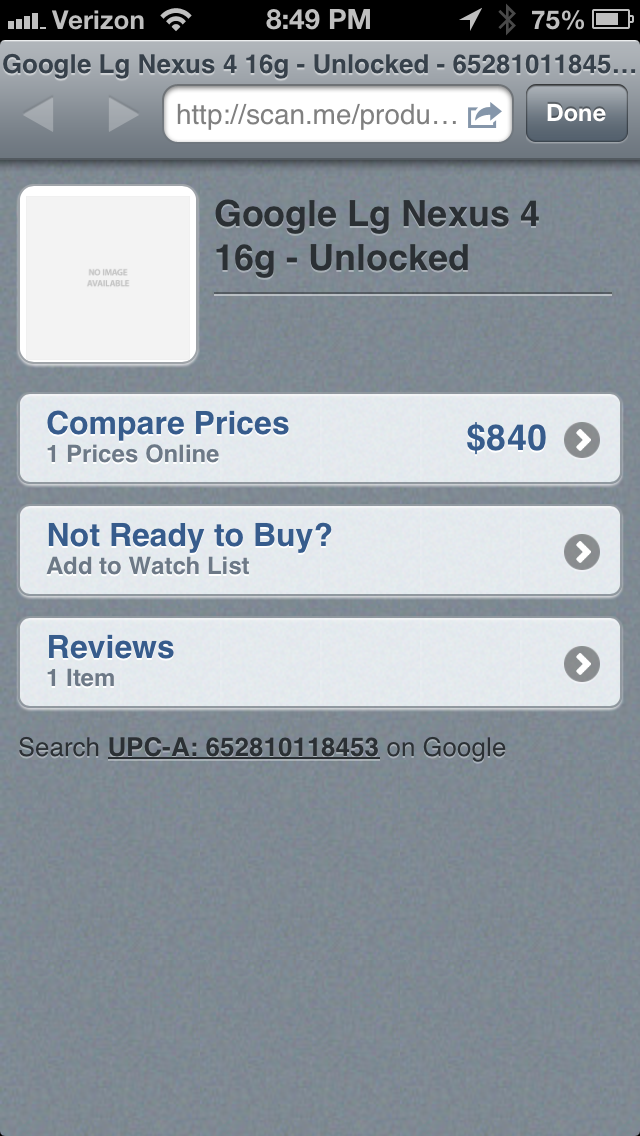 IMG 0491 Scan isnt satisfied with 27M scans in a month and 25M downloads overall, it wants to fix the QR code