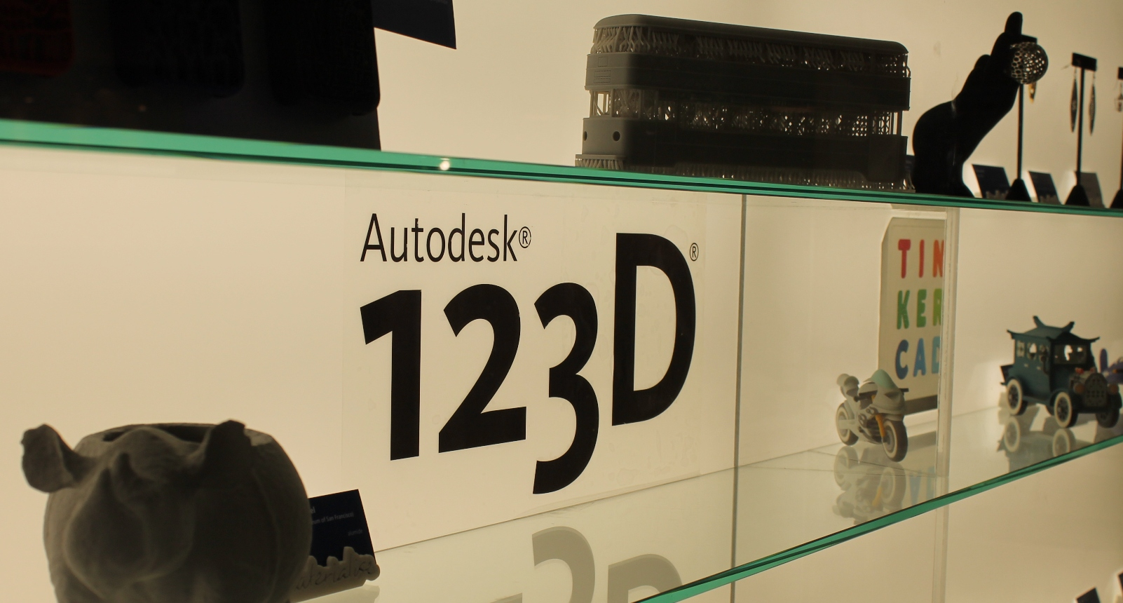Autodesk's new 123D Design app turns everyone into 3D modellers