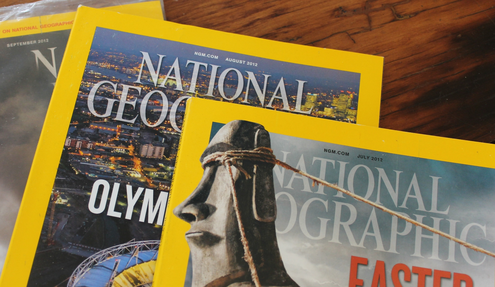 National Geographic makes its multimedia magazine available for iPhones