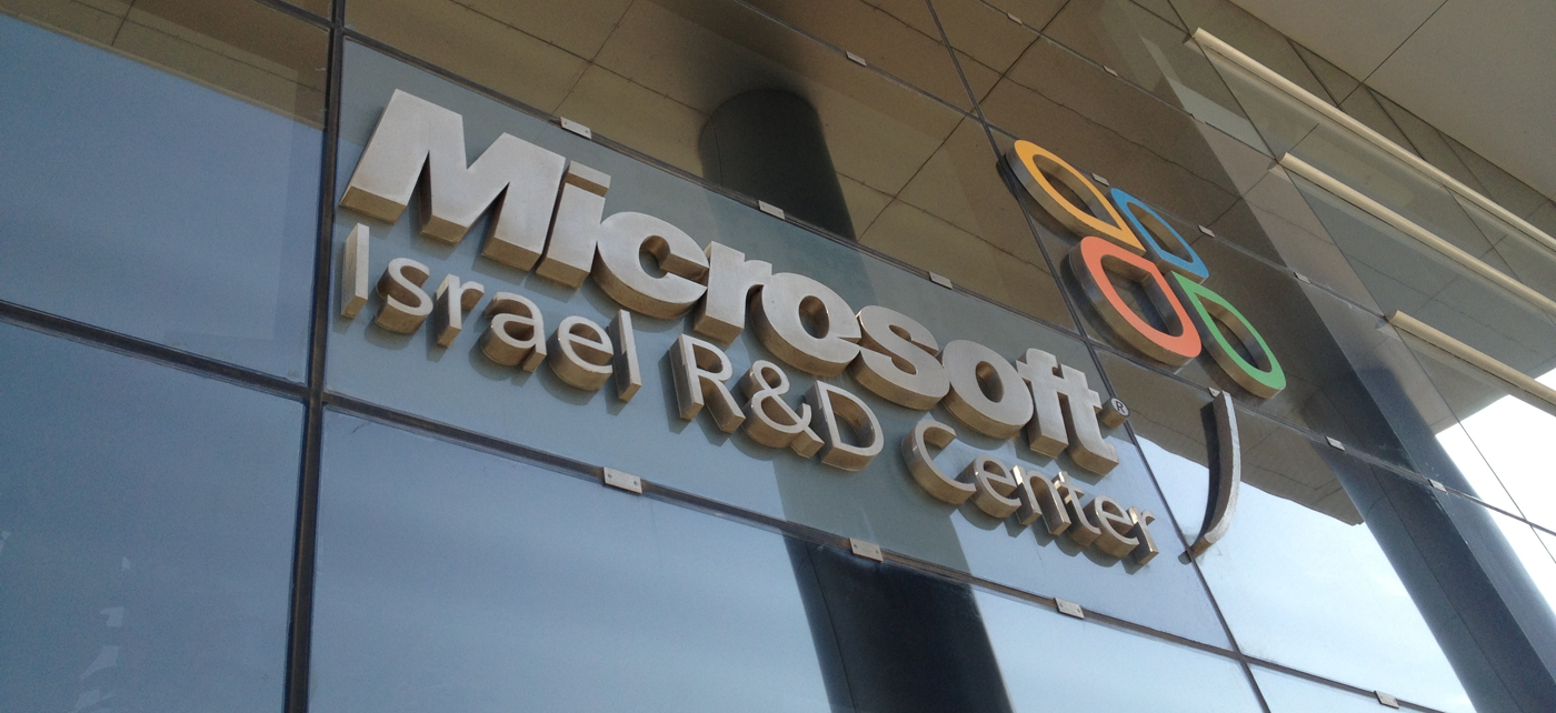 Microsoft considers a European accelerator as it expands its scope in Israel to take big data startups ...
