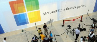 Microsoft Opens Its First Store In Scottsdale, Arizona Laura Segall Getty Images