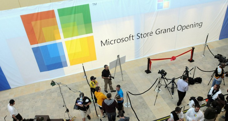 Microsoft considers opening retail stores in the UK, but it may depend on their success in the US