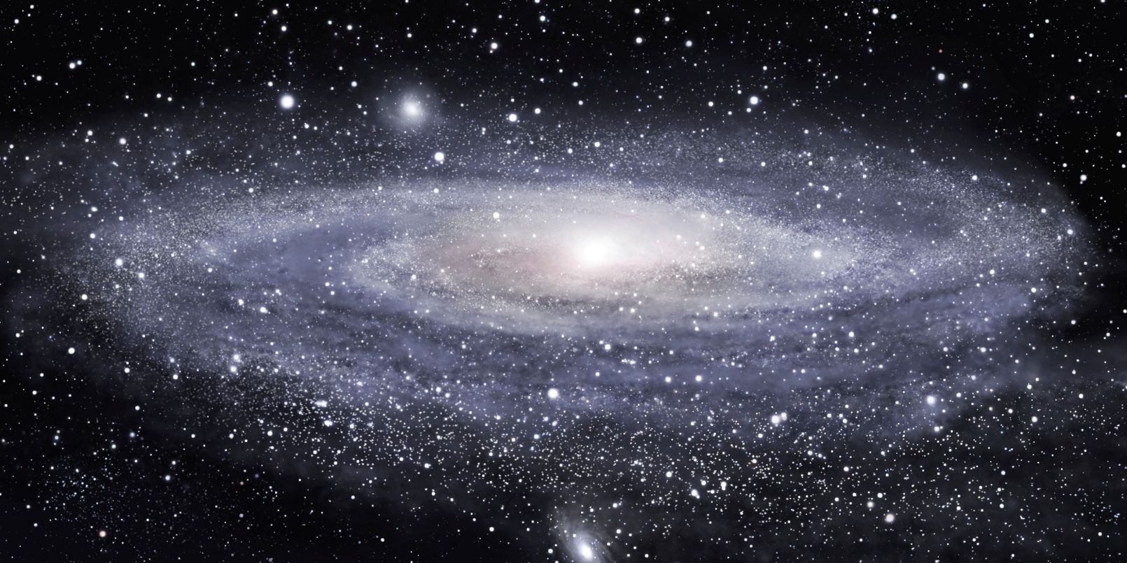 milky way in is what a space - photo #20