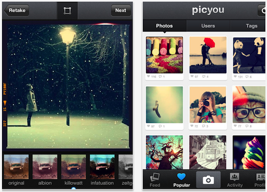 Buy This Instagram Clone Now For Just $1 5 Million