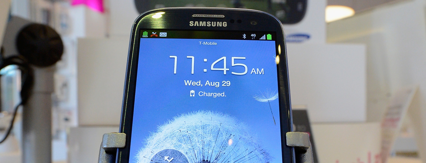 Samsung's Galaxy S III overtakes the iPhone 4S as the world's best-selling smartphone in ...