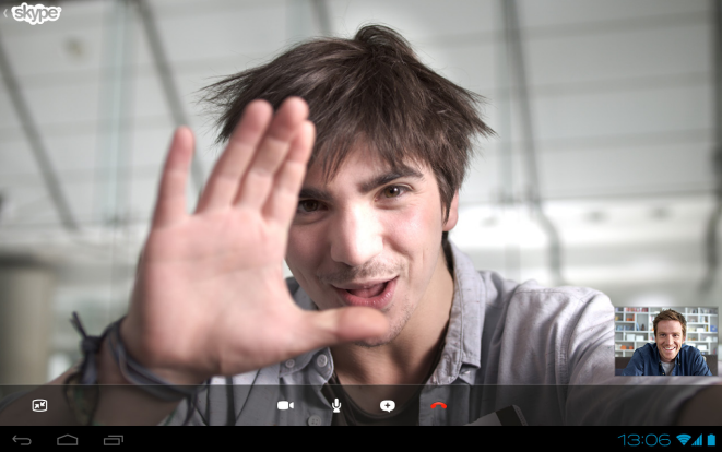 Skype passes 100M Android app downloads, ships v3.0 with a new tablet-optimized design