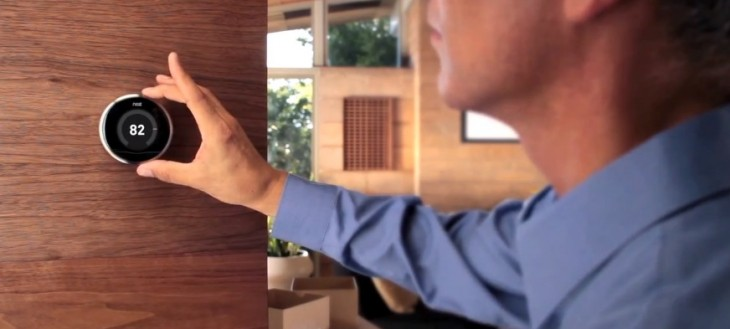 Tony Fadell on how the Nest thermostat is promoting energy consumption awareness with 'The Leaf' ...