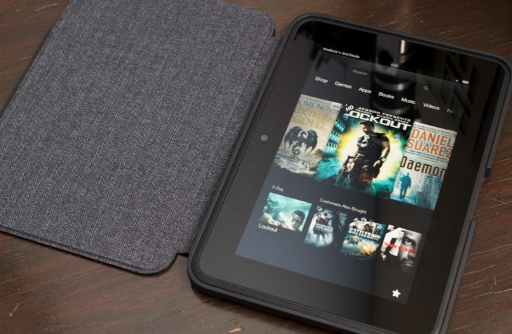 Kindle Fire HD: Amazon working backwards
