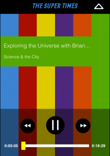 Screenshot4 220x313 The Super Times brings curated podcast playlists offline via a sweet iOS app