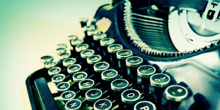 Who still uses typewriters? Prisons, police stations and baby-boomers, it seems.
