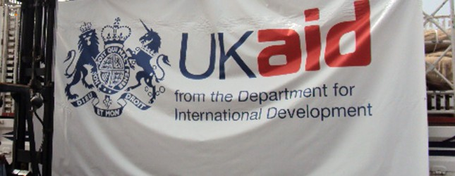 UK Aid DFID flickr