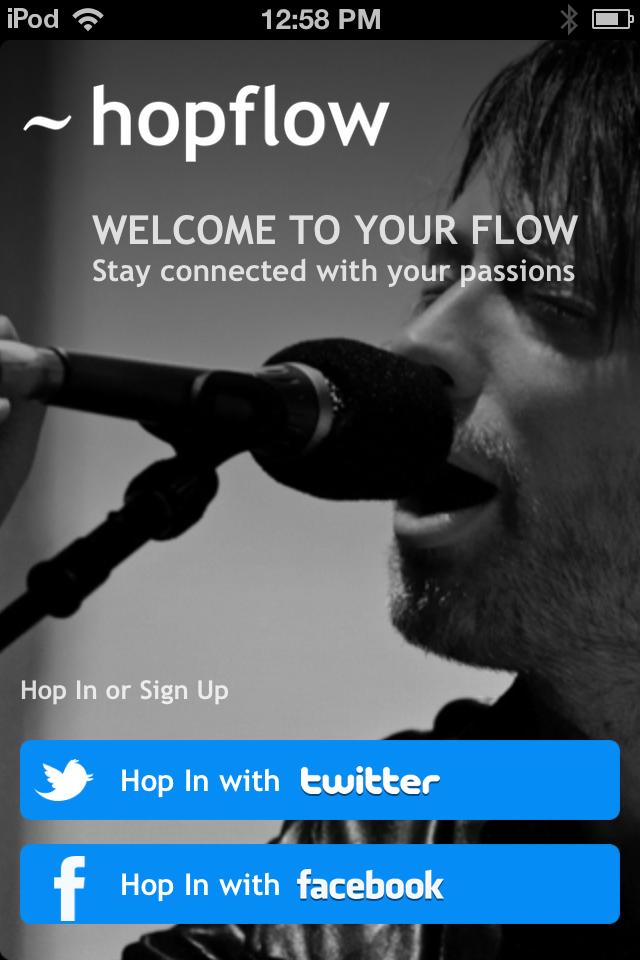 Hopflow Takes its Social News App into Public Beta