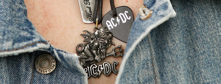 For those about to rock, Apple salutes you with the release of AC/DC's catalog on iTunes