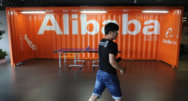 China's Alibaba brings in a record $3.1b in sales during 24-hour e-commerce shopping frenzy