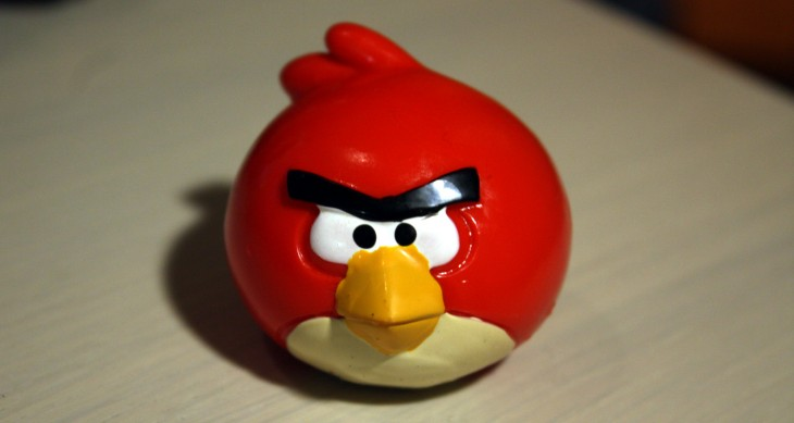 March of the Angry Birds. How Rovio is teaching Finnish startups to think big