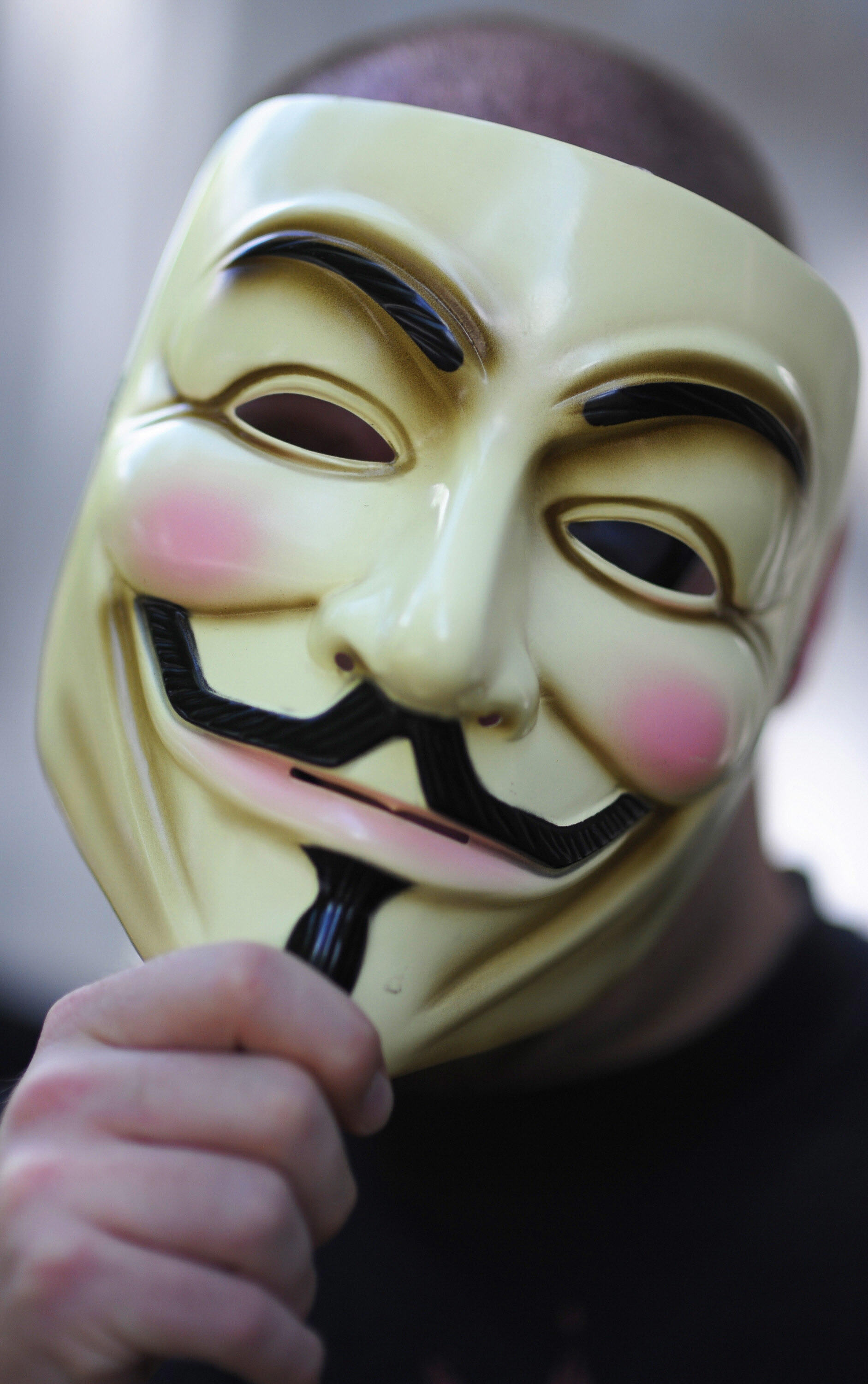 Anonymous hackers claim to leak 28,000 PayPal passwords on global protest day [update 2]