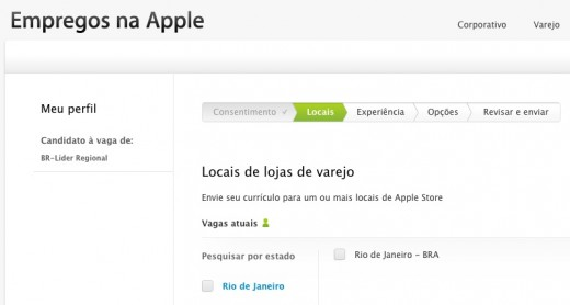 apple retail store job rio de janeiro 520x278 Apple hiring in Brazil and Turkey, Retail Stores coming to Rio de Janeiro and Istanbul