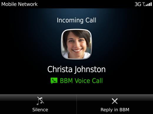 bbm call