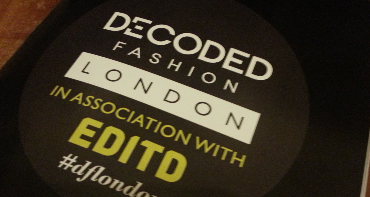 Snap Fashion takes the Startup Pitch prize at Decoded Fashion London