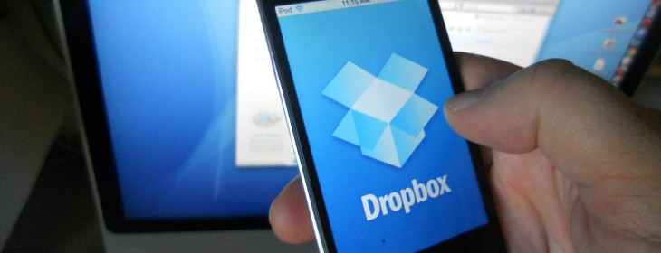 Dropbox for iOS gets swipe-based actions and enables sharing of multiple images