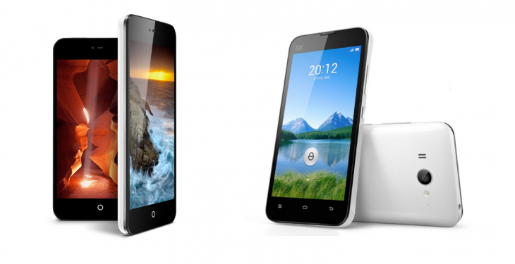 New smartphone launches will heat up the rivalry among Chinese makers Meizu, Oppo and Xiaomi