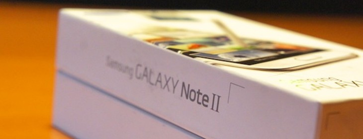 Samsung's Galaxy Note II hits 5 million channel sales, adding 2 million over the last 24 days