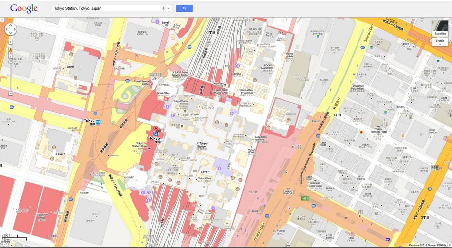 Google Maps brings over 10000 indoor floor plans to the desktop – Site Plan Maps
