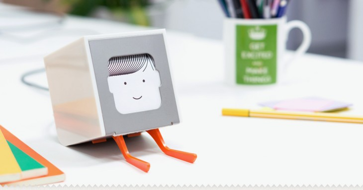 BERG's adorable yet pricey $259 Little Printer is now shipping — just in time for the holidays ...