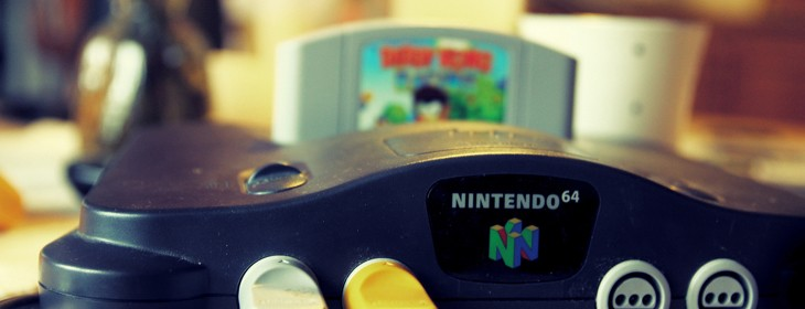Nintendo's N64 could have had an embedded dial-up modem, making it the first console to go online ...